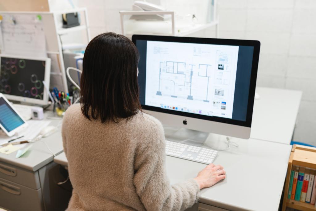 Macで設計する建築士